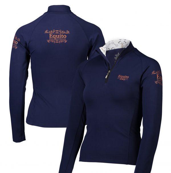 Equito Halfzip Trainingsshirt