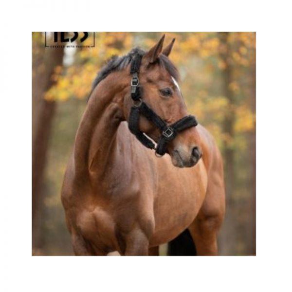 HorseGuard faux fur halster