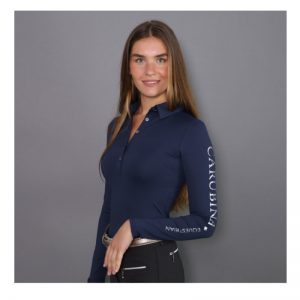 Longsleeve-trainingsshirt-Casofia-Navy-Carubina