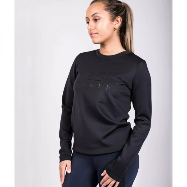 Fager-Sweater-Penny-Black